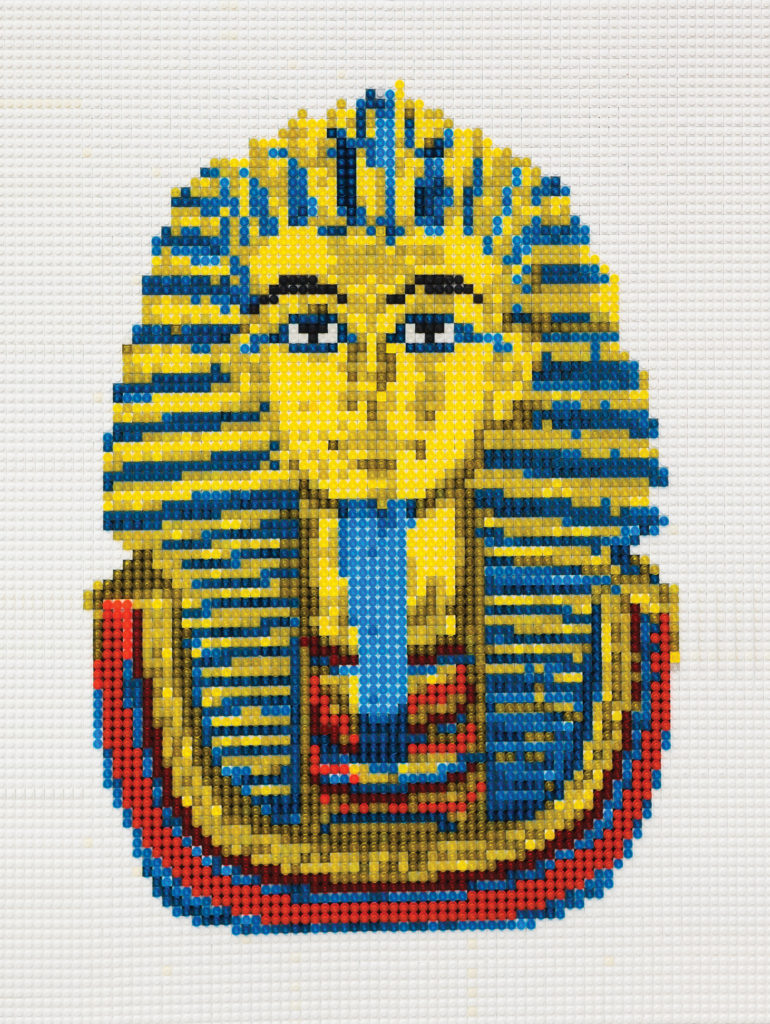 Lego-King-Tut-by-Korte