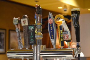 Wegmans-beer-taps-in-pub