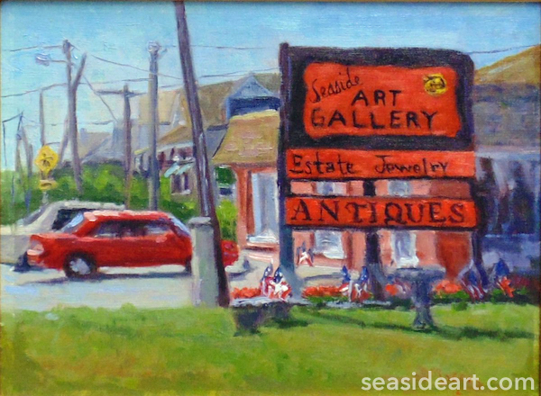 Seaside Art Gallery Image