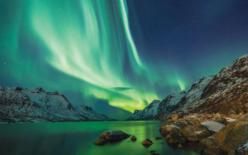 The Breathtaking Auroras