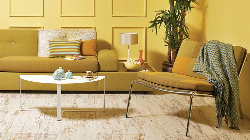 If Imbuing Your Furniture With A Throwback Vibe Is Your Idea Of Fashion  Forward, Consider Adding Personal Touches To The Distinct Fabrics, Colors  And Shapes ...