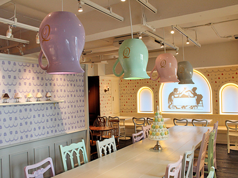 Themed Cafes In Tokyo Boomer Magazine