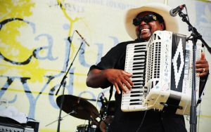 New Orleans Music Zydeco Festival Image