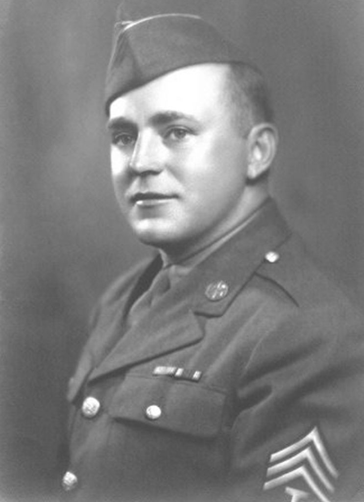 Fathers Day - Sgt. John B. Farris, U.S. Army Signal Corps