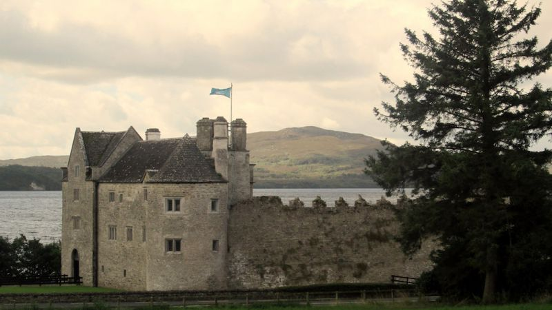 Wild West Irish Tours Castle Image