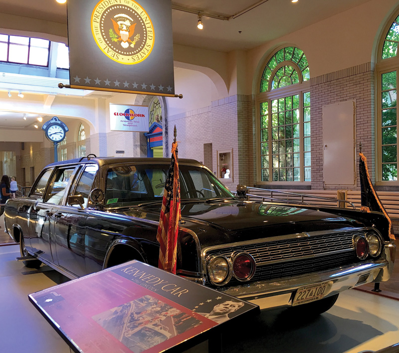 Transportation Museums - Henry Ford Museum