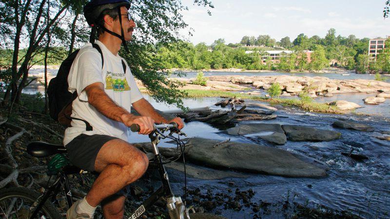 Biking in RVA Image
