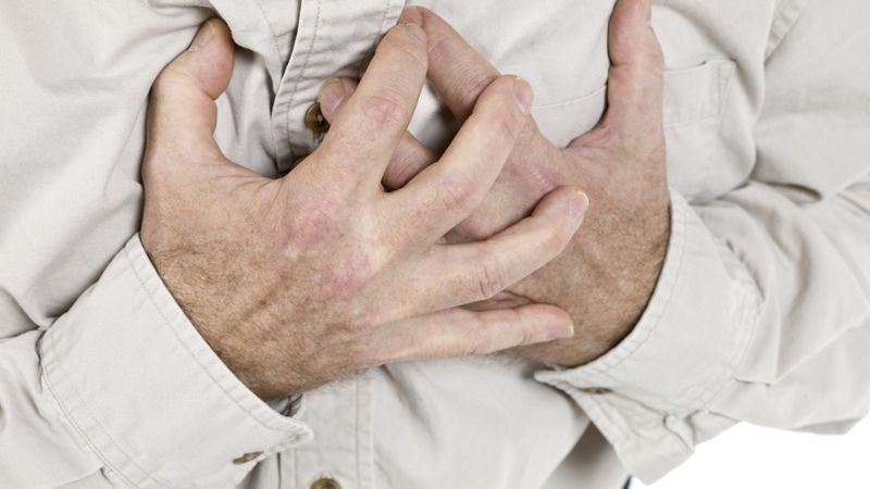 Surviving a Heart Attack Image