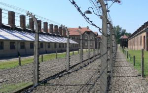 Holocaust - Concentration camp Image