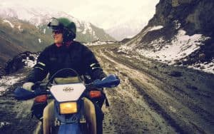 Revolutionary Ride - Lois Pryce Image