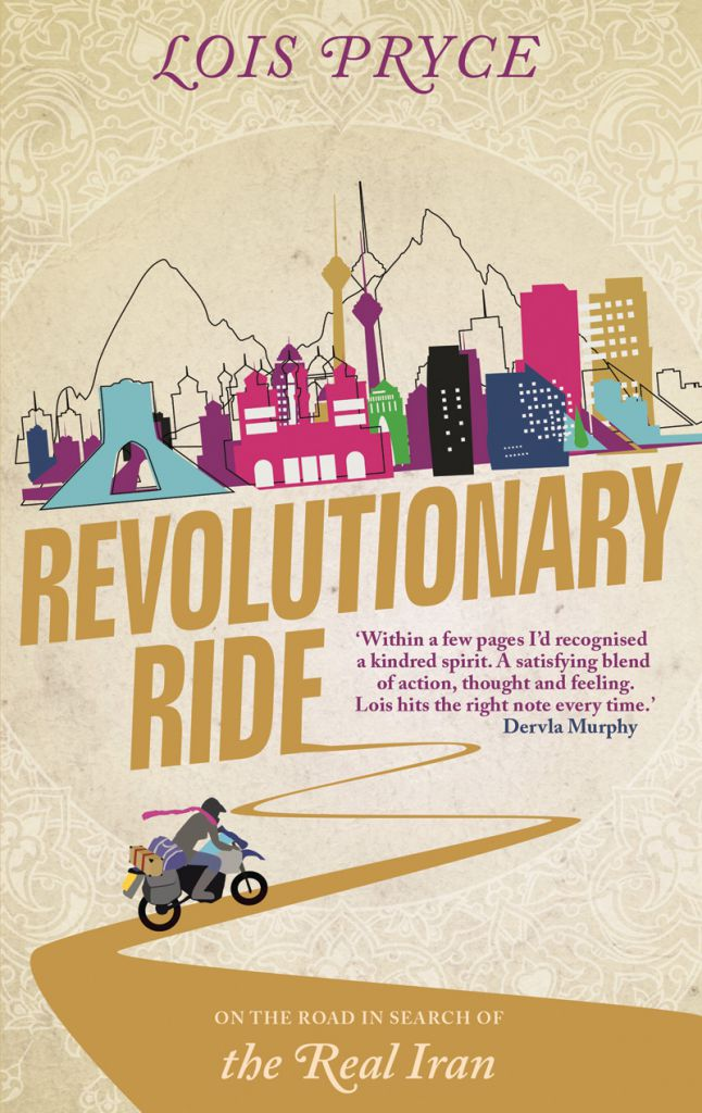 Revolutionary Ride - Book Cover