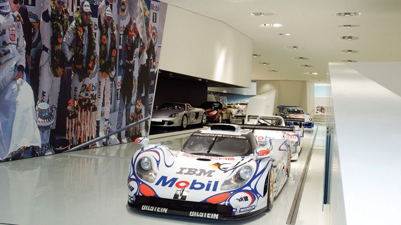 Porsche Museum Image