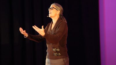 TEDxRVA Woman