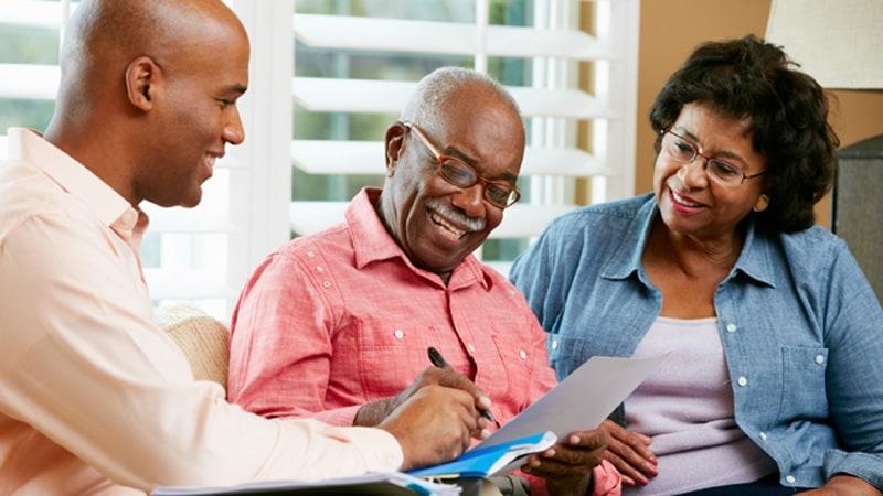Medigap Insurance Retirement Image