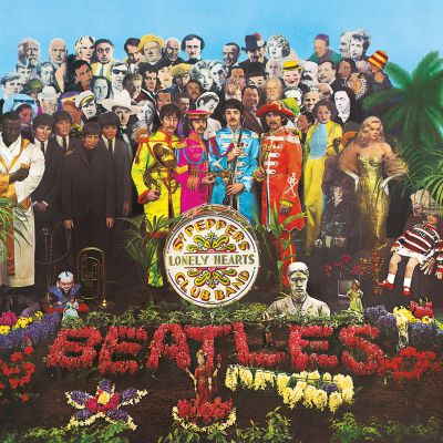 Sgt. Pepper Again