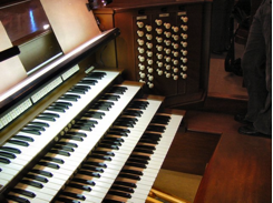 Organ, the kind you play