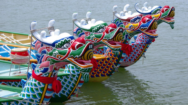 Dragon Boat Image