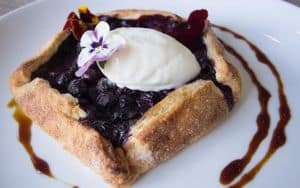 Blueberry Pie from Brenner Pass Image