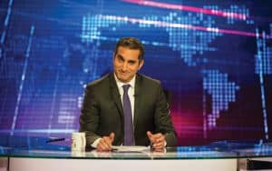 Bassem Youssef The Joke Is MIghtier Than the Sword Image