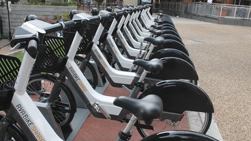 RVA Bike Share Image