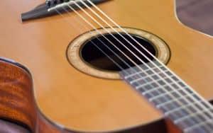 Martin Guitar Image