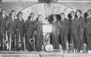 Richmond Jazz Society and Valentine Museum Exhibit Image