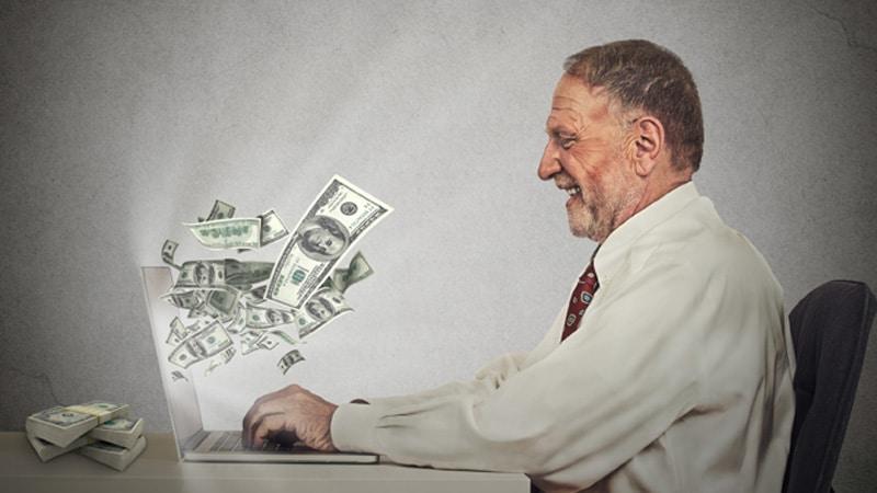 Online Broker Image