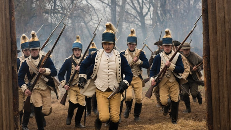 Turn Washington's Spies Petersburg