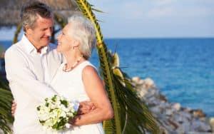 Senior Second Marriage Image