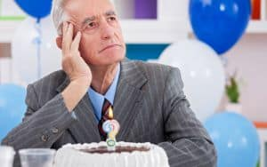 Senior Twin birthday Image