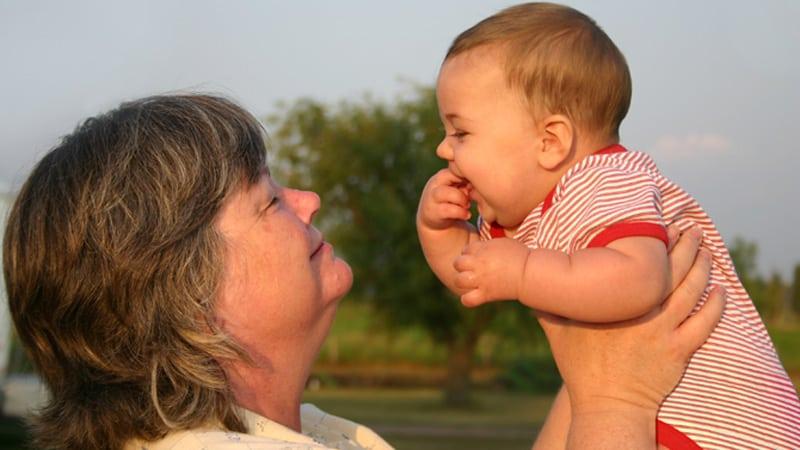 Older Mom Image