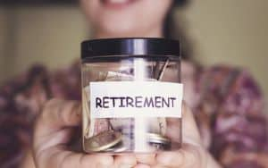 Retirement Jar Income Image