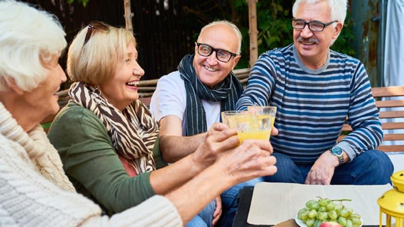 Senior Reunion Image