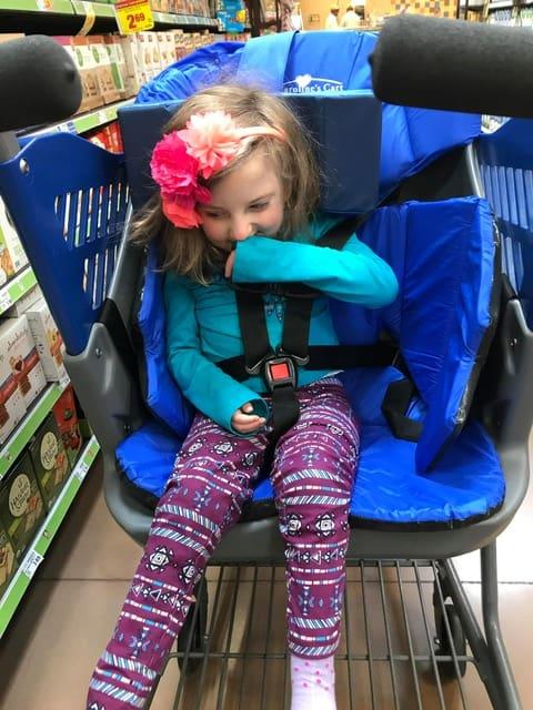 Caroline's Carts Kroger