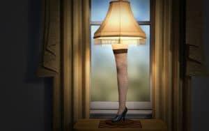 Christmas Story Leg Lamp Image