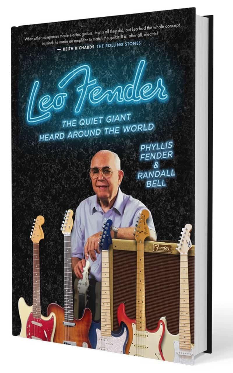 Leo Fender Book