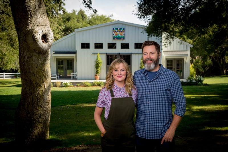 Amy Poehler Nick Offerman Making It NBC