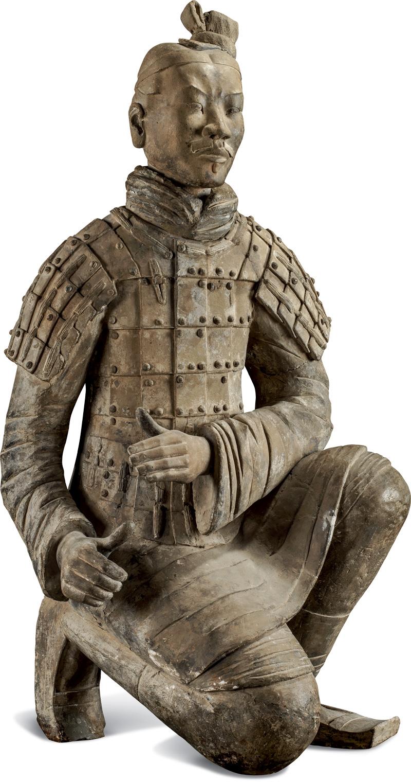Terracotta Soldier VMFA
