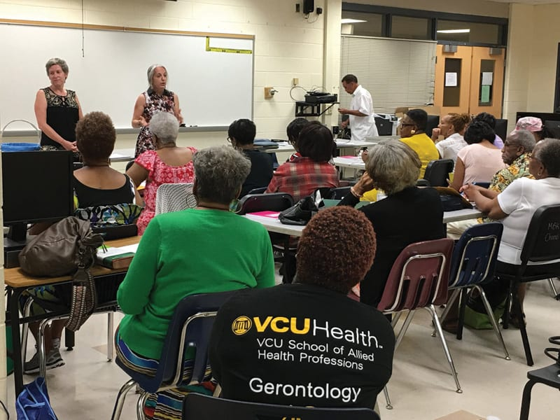 VCU Aging for Life Series