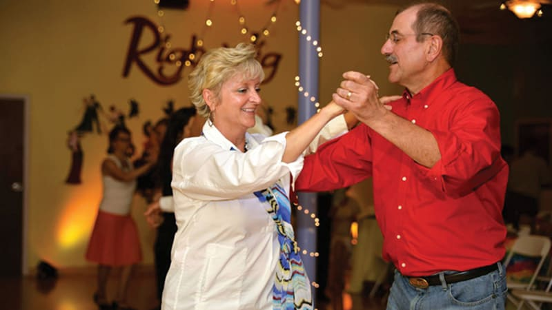 Ballroom Dancing Image
