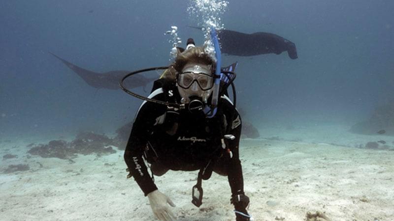 Scuba Diver Image