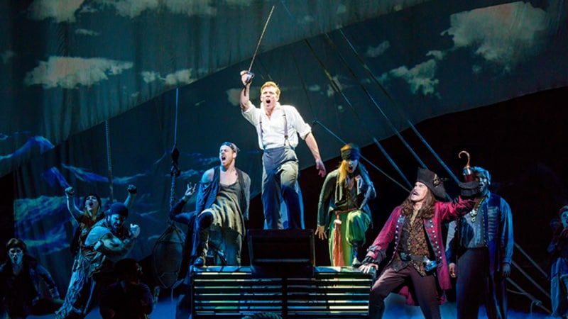 Finding Neverland Image