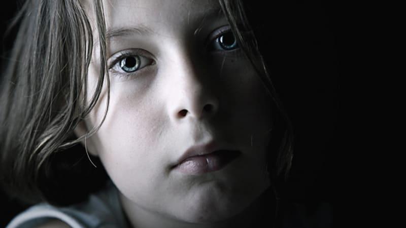 Sad Childhood Wounds Image