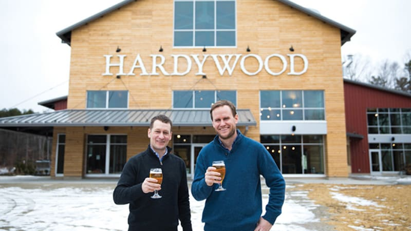 Hardywood West Creek Image
