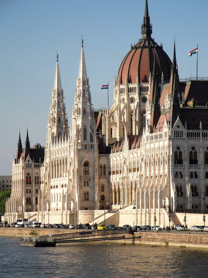 Parliment-Building-Budapest