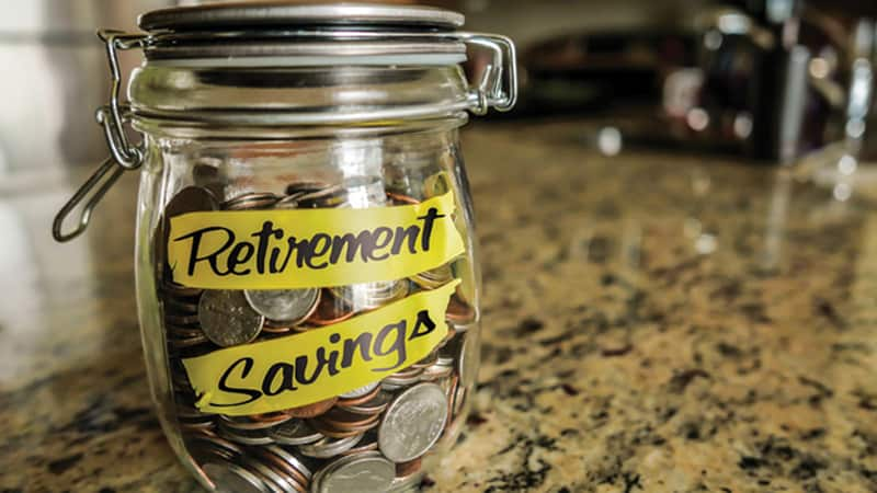 Retirement Savings Image