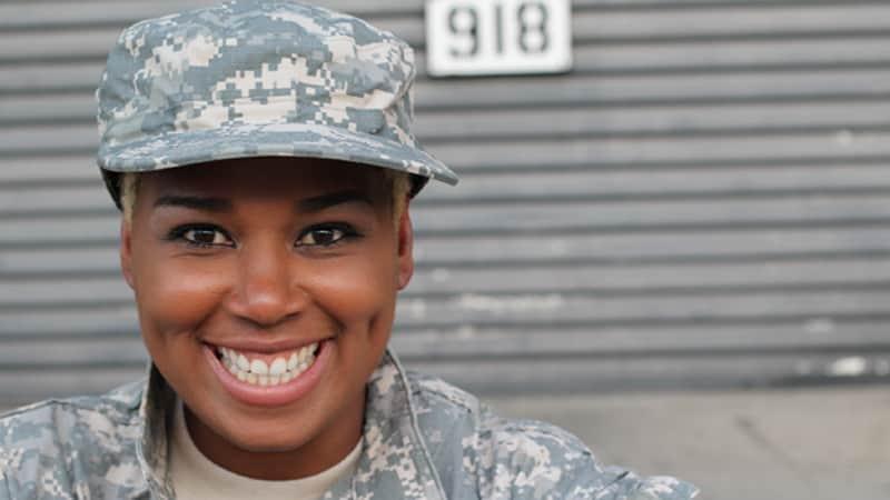 Womens Veteran Week Virginia Image