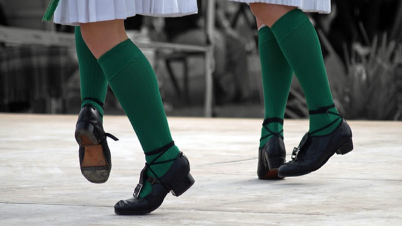 Irish dance Image