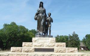 Pioneer Woman Image
