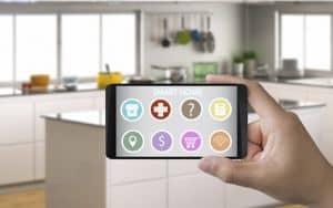 Smart-home technology Image